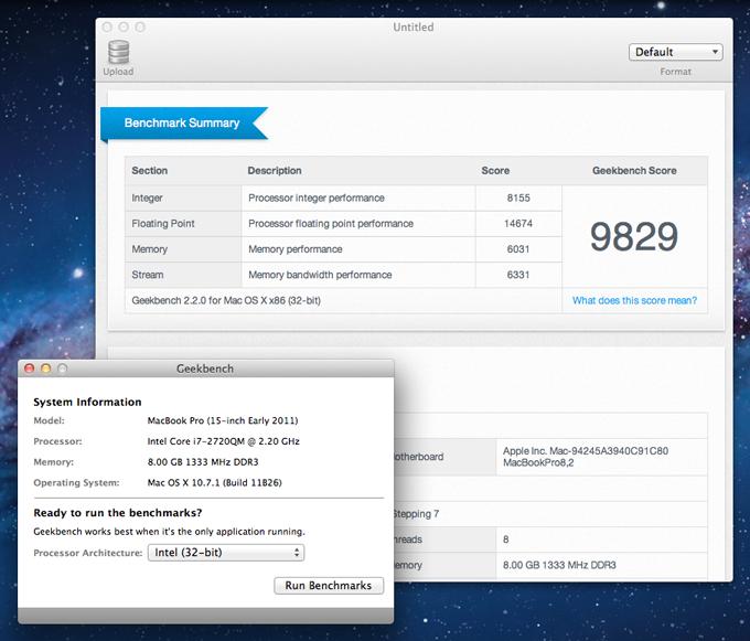 Geekbench Download Mac
